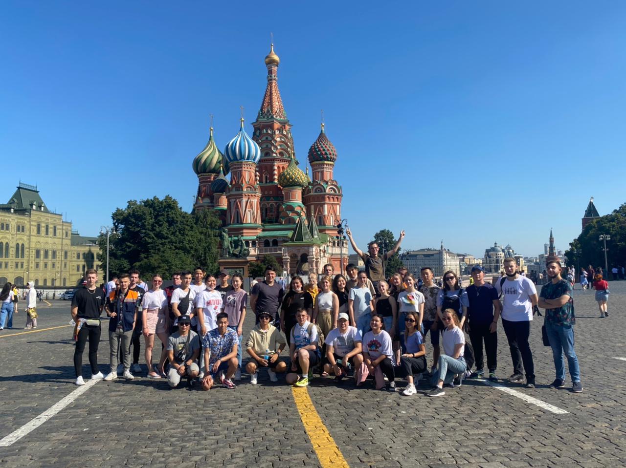 Студенты АГАТУ участвуют в патриотическом лагере в Тверской области