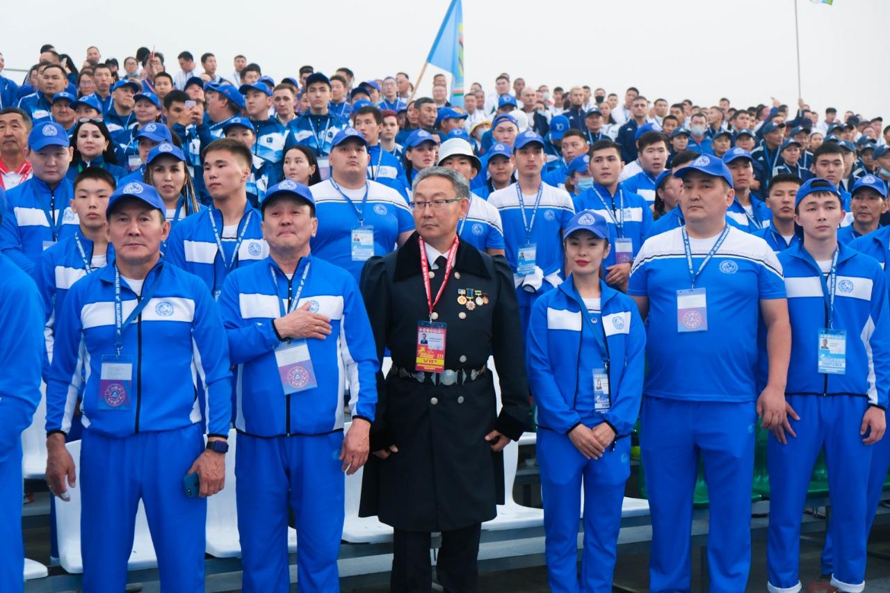 Первую медаль сборной АГАТУ принесла юниор Любовь Михайлова