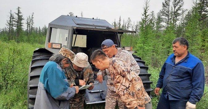 В Сунтарском улусе по тушению лесных пожаров будет работать две единицы БЕ-200