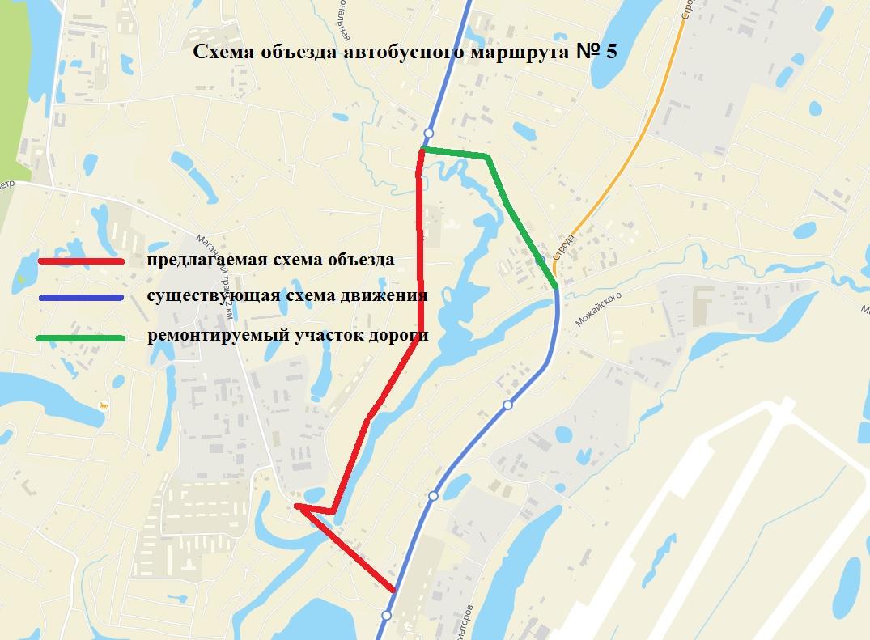 Об ограничении движения транспортных средств по улице Советская в мкр. Марха