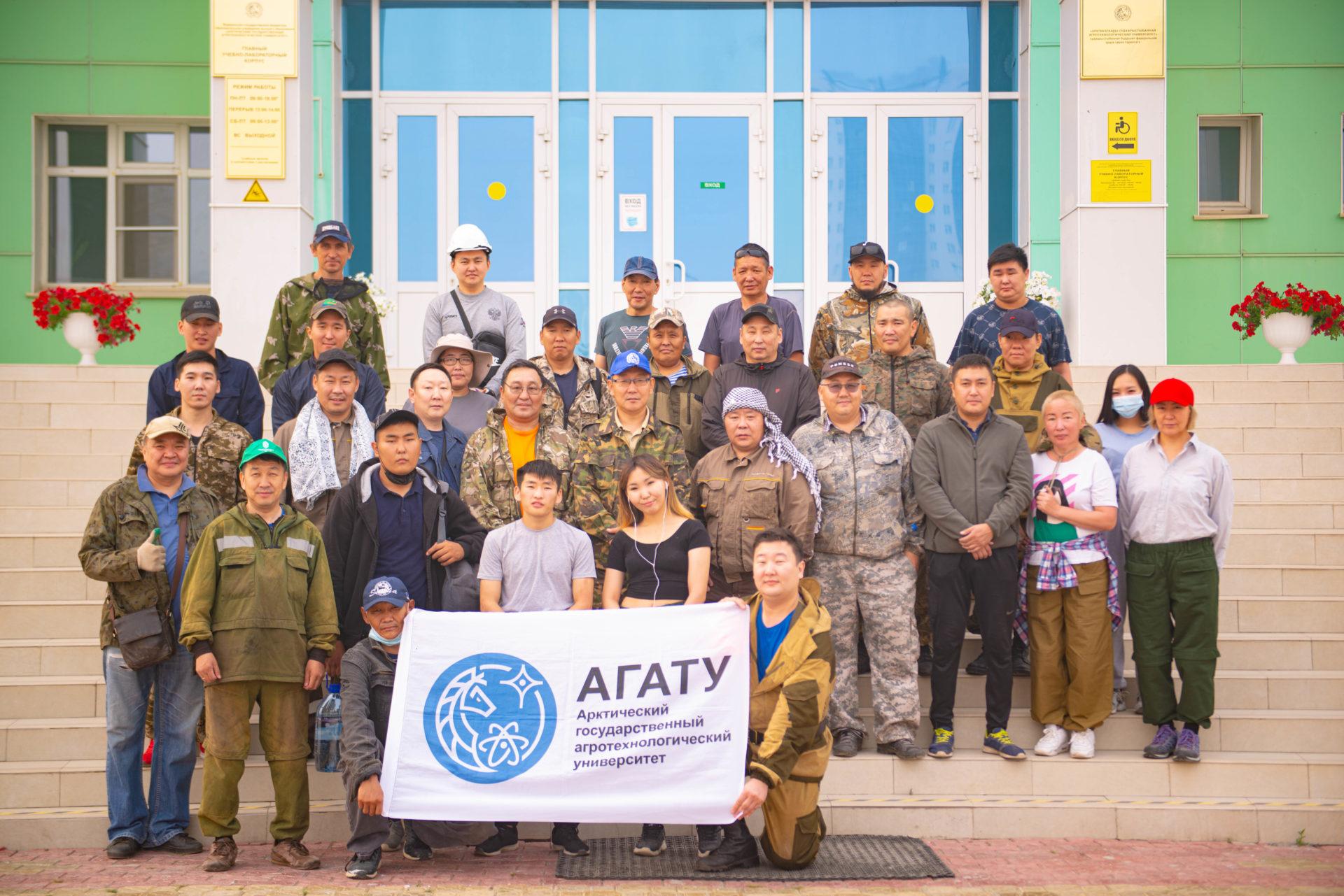 Добровольцы-огнеборцы АГАТУ: наша помощь необходима!