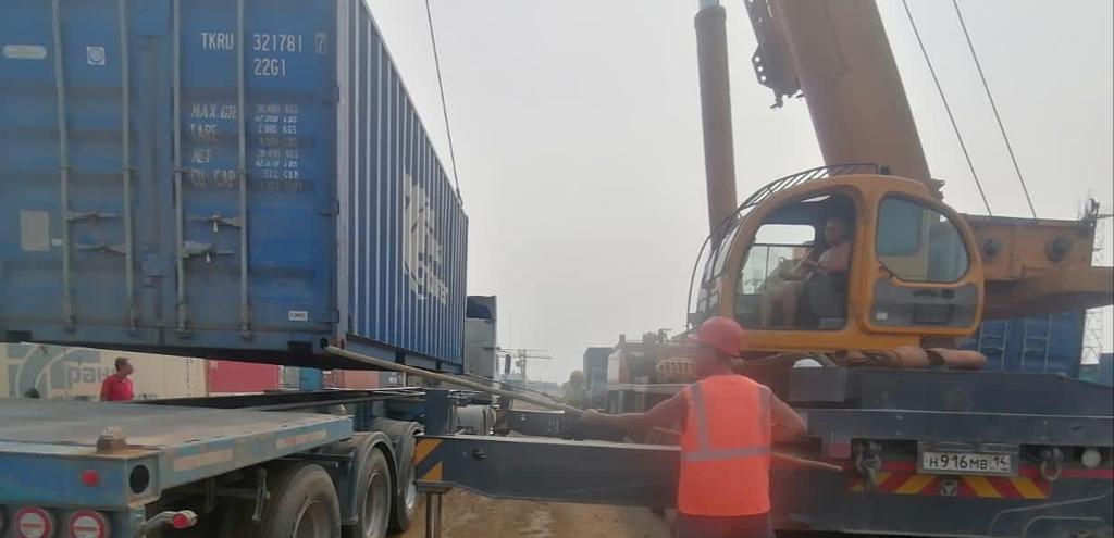 Ассоциация строителей АЯМ. Положительная динамика в переработке грузов сохраняется