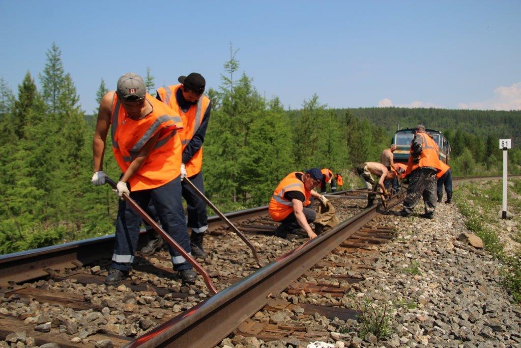На инфраструктуре АО «АК «ЖДЯ» в разгаре трудовой семестр