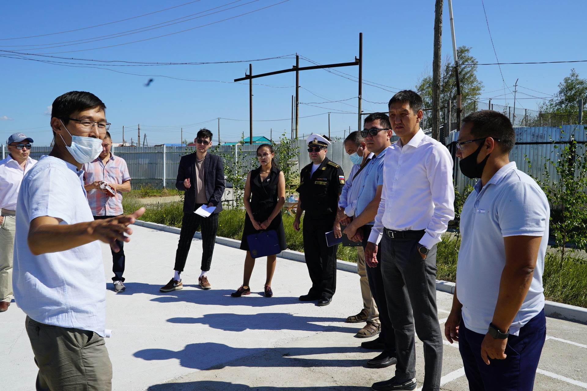 Михаил Сивцев провел совещание по организации учебно-методического центра «Авангард» в Республике Саха (Якутия)