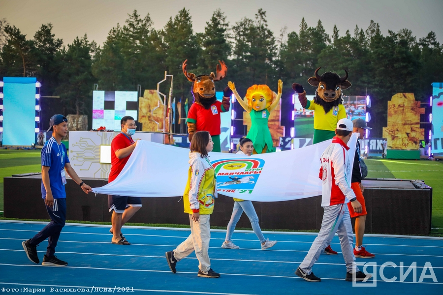 Чемпионы и призеры «Игры Манчаары»  на 7-8 июля 2021 г.