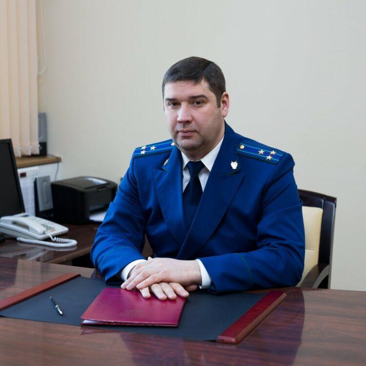 Новый прокурор Якутии Максим ПОПОВ
