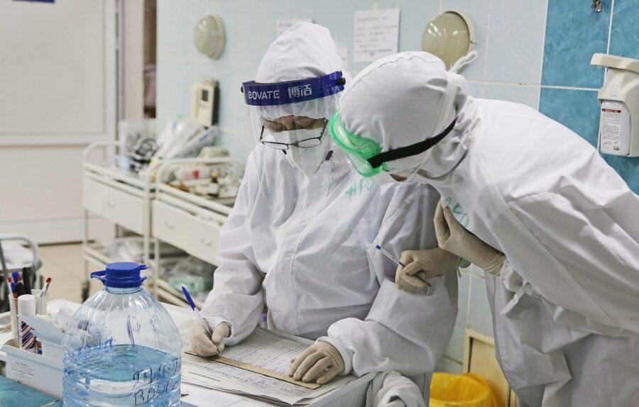 В Якутии за сутки выявлено 102 новых случая коронавирусной инфекции