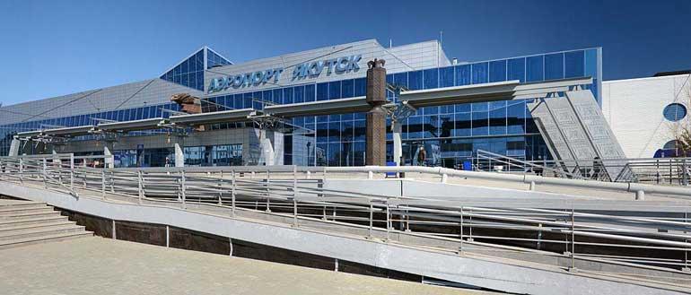 Аэропорт Якутска частично возобновил работу