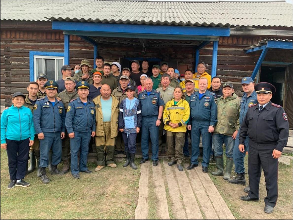 Первый замминистра МЧС России Александр Чуприян посетил Чурапчинский район