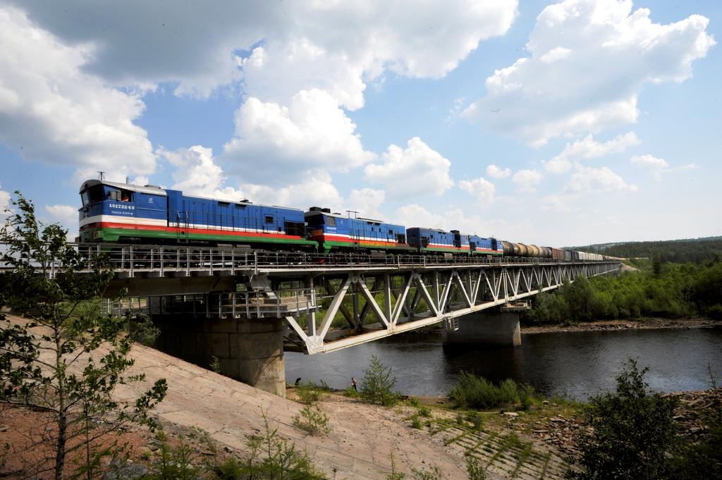 Более 4 млн тонн грузов перевезено по инфраструктуре ЖДЯ за 7 мес