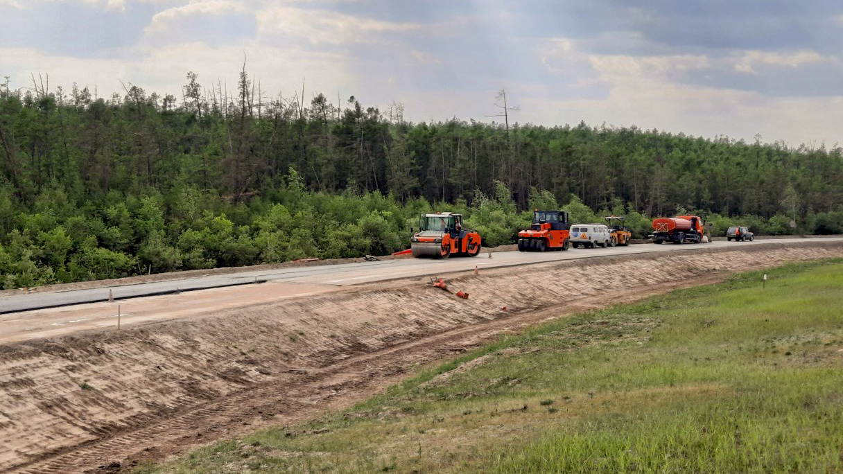 К 2022 году участок трассы Р-504 Нижний Бестях — Чурапча в Якутии переведут в асфальтобетон