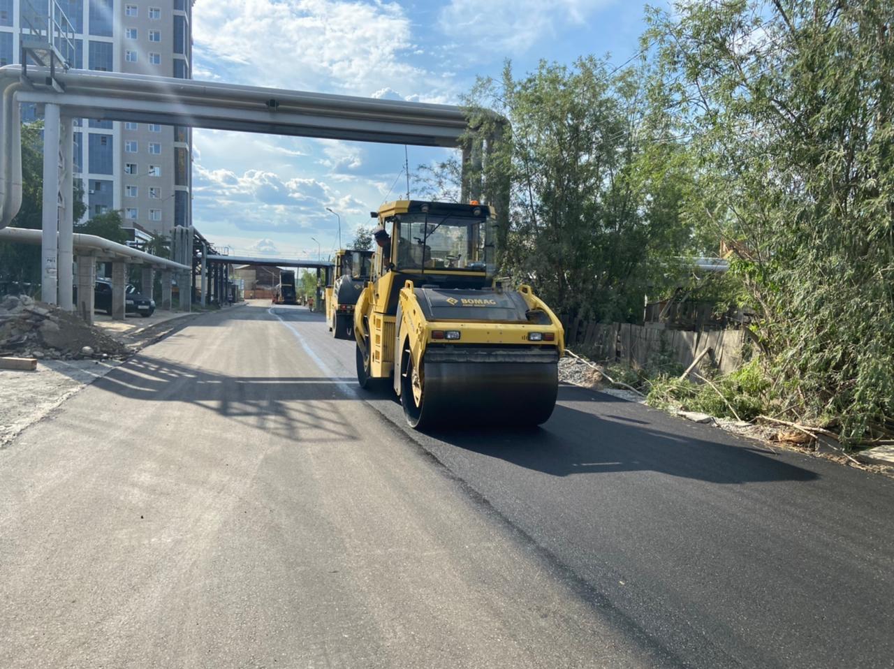 Нацпроект «Безопасные качественные дороги»: основные работы завершены на 14 объектах