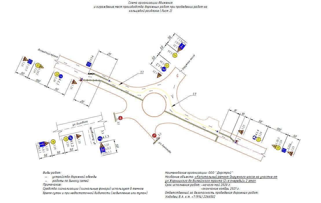 О продлении ограничения движения транспортных средств по Вилюйскому транспортному кольцу