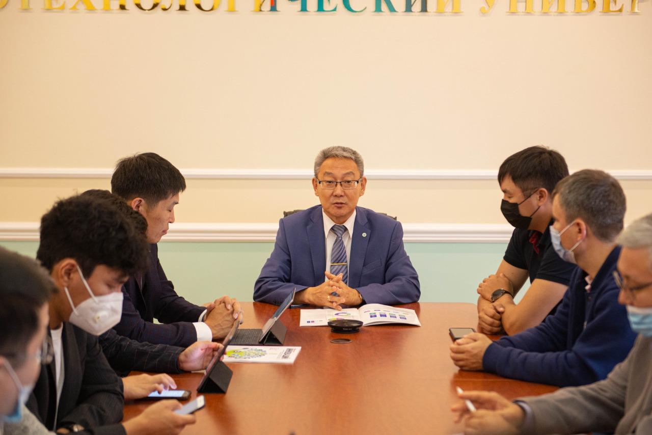 АГАТУ и Мининноваций Якутии обсудили совместные проекты