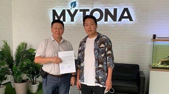 В Сунтарский улус прибыла помощь в тушении лесных пожаров от Компании MyTona