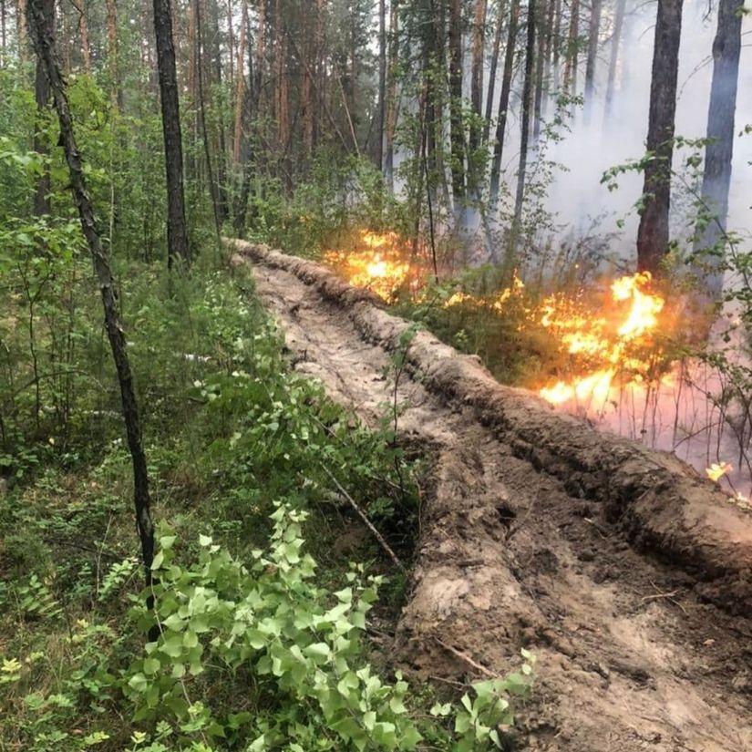 Депутаты – члены ВСМС Якутии: против огня
