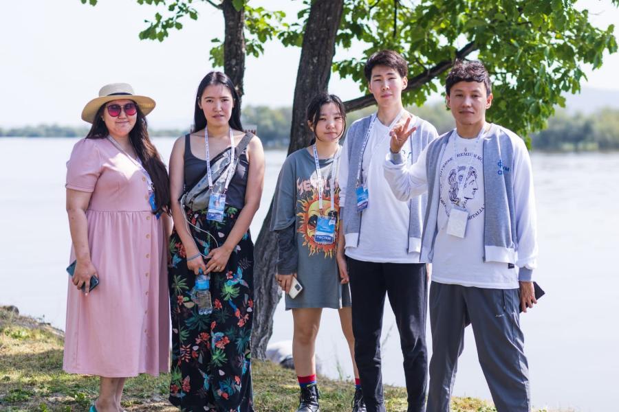 Проекты представителей СВФУ отмечены на молодежном форуме «Амур»
