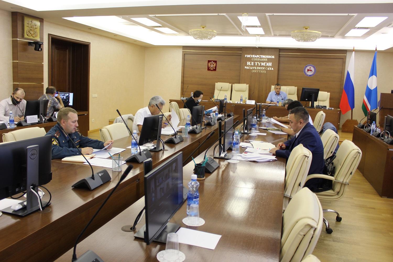Павел Петров провел заседание рабочей группы по разработке предложений о господдержке развития малой авиации