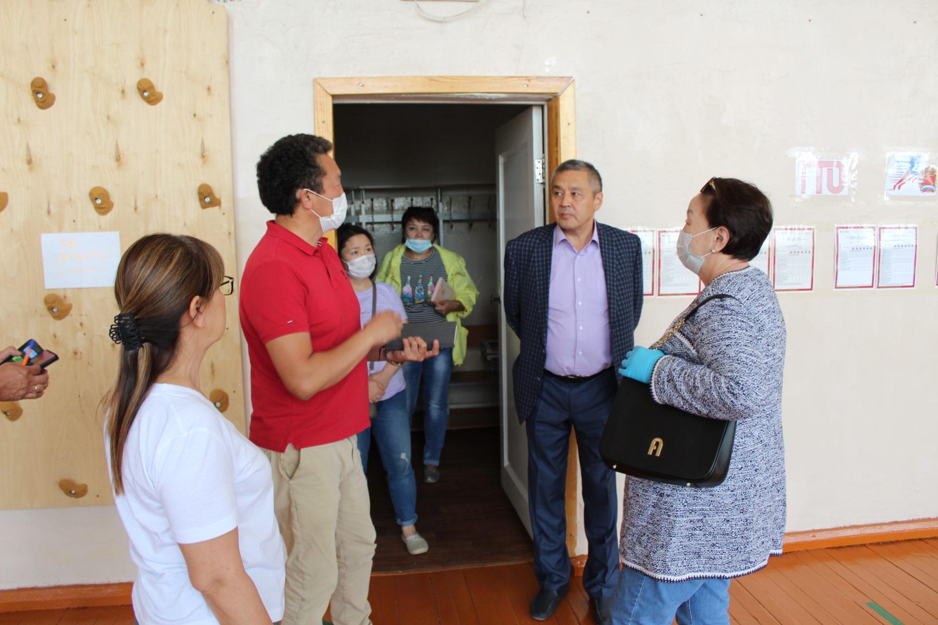 Маганская школа поднимает вопрос о строительстве нового здания