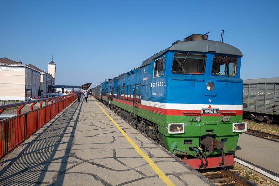 Продолжается продажа на дополнительные вагоны до Владивостока