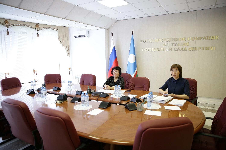 Итоги деятельности комитета по вопросам коренных малочисленных народов Севера и делам Арктики за первое полугодие 2021 года