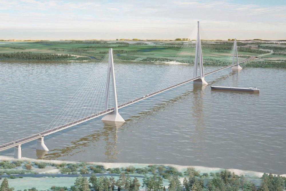 Более тысячи рабочих мест будет создано при строительстве Ленского моста в Якутии