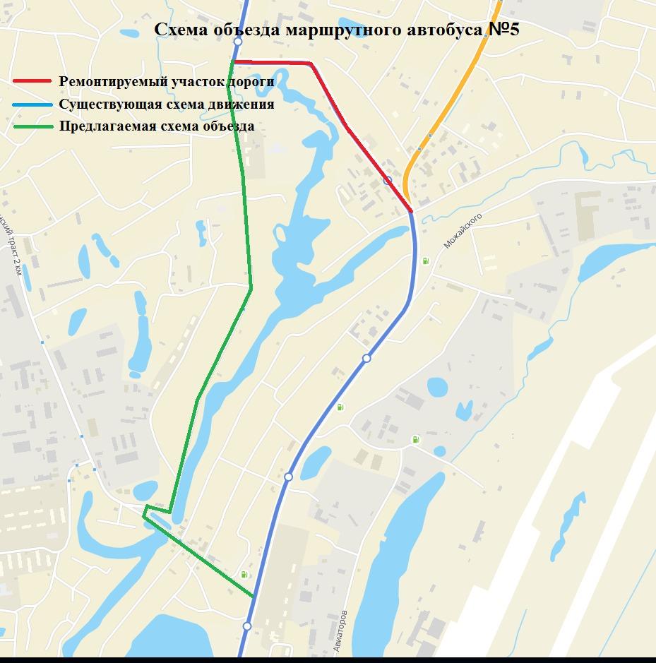 В Мархе временно ограничено движение транспорта по улице Советская