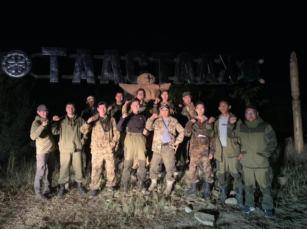 Молодые парламентарии Якутии задействованы в борьбе с лесными пожарами