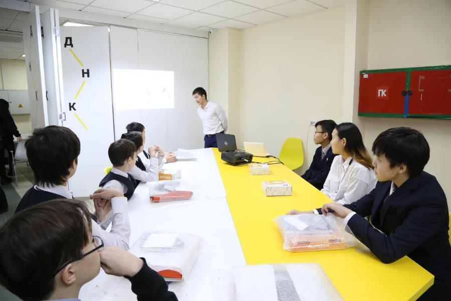 Школьники станут авторами талисмана Дома научной коллаборации СВФУ