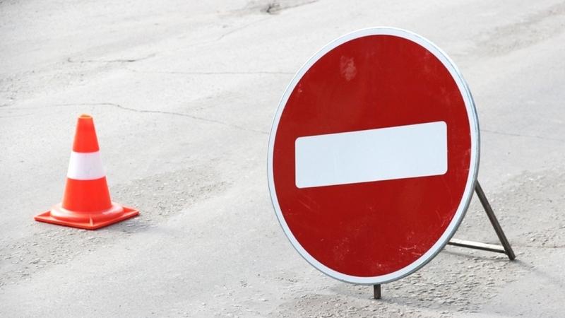 О временном ограничении движения транспортных средств на улицах Авиаторов и Быковского