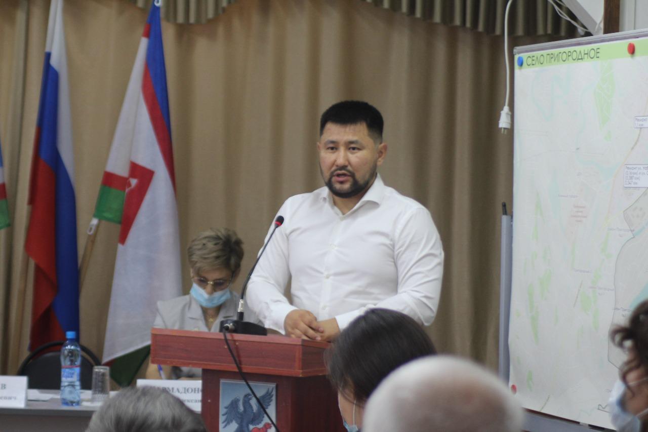 Евгений Григорьев: «Для развития микрорайона Кангалассы необходимо разработать отдельную стратегию»