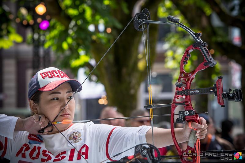 Степанида Артахинова вышла в полуфинал личного первенства на Паралимпиаде в Токио