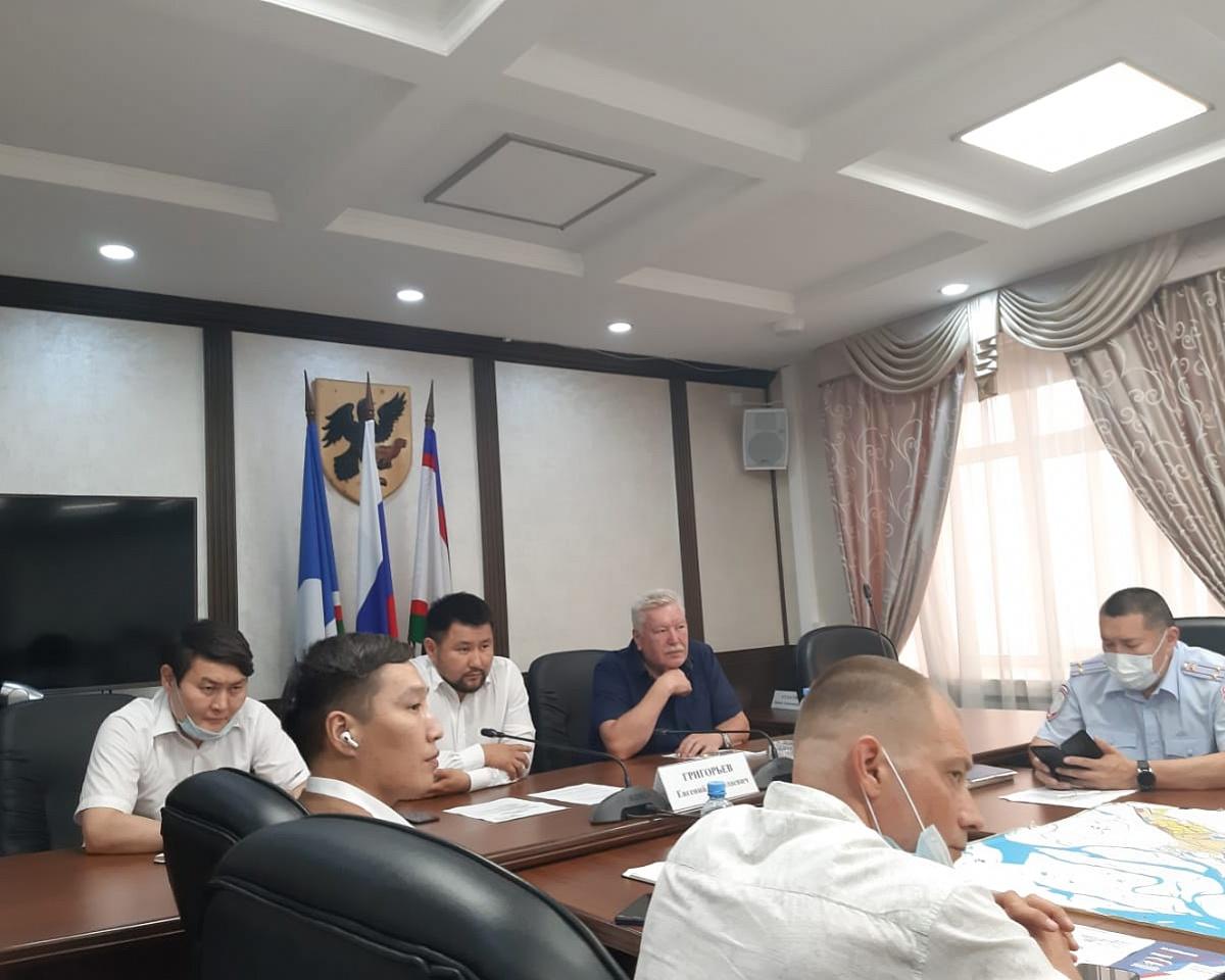 В Общественной палате города Якутска рассмотрели вопросы загруженности дорог столицы