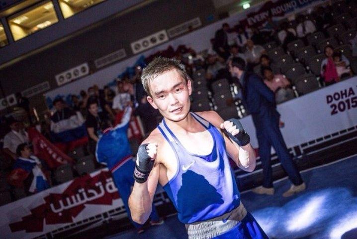 Василий Егоров выступит в финале чемпионата России по боксу