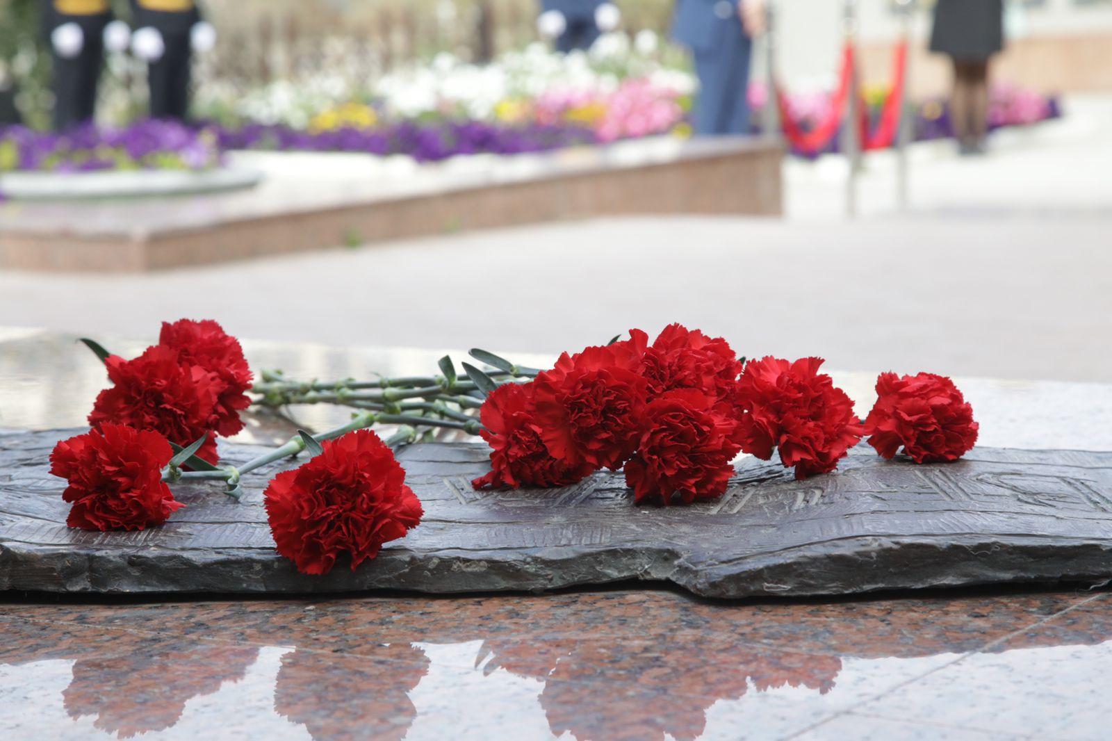 В Якутске отметили 76-ю годовщину окончания Второй мировой войны