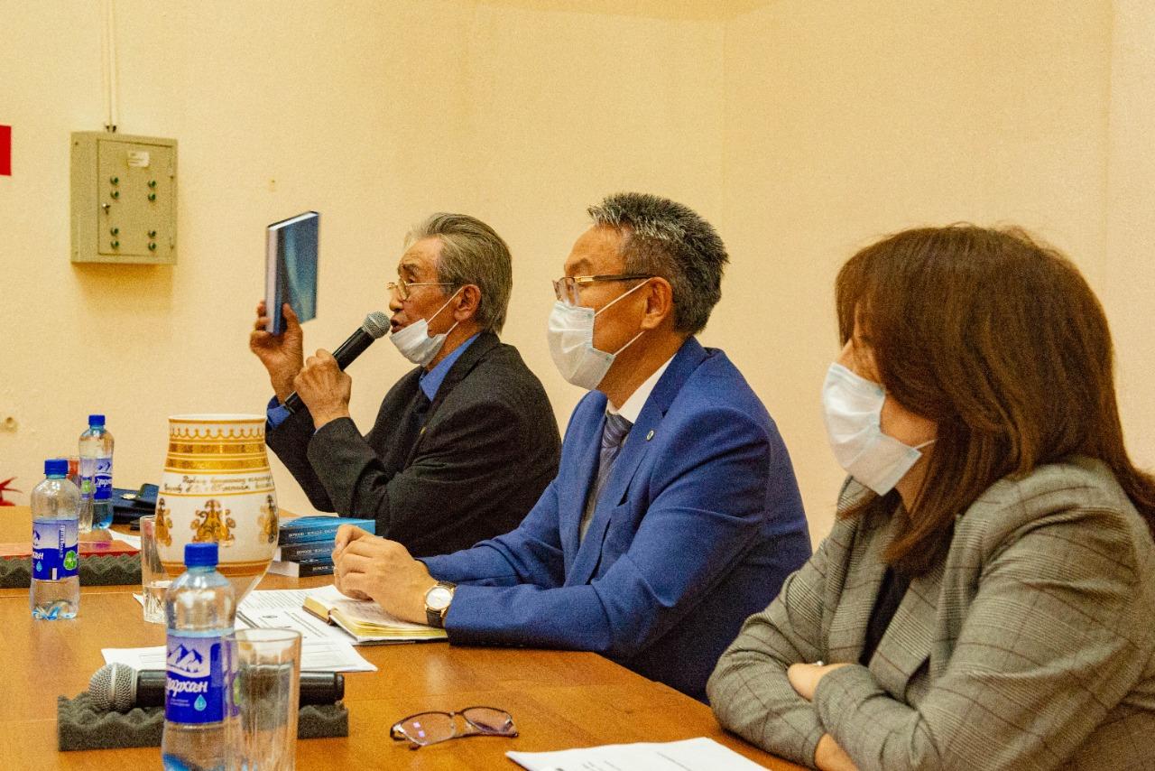 Врио ректора АГАТУ поставил коллективу университета задачи на 2021-2022 учебный год