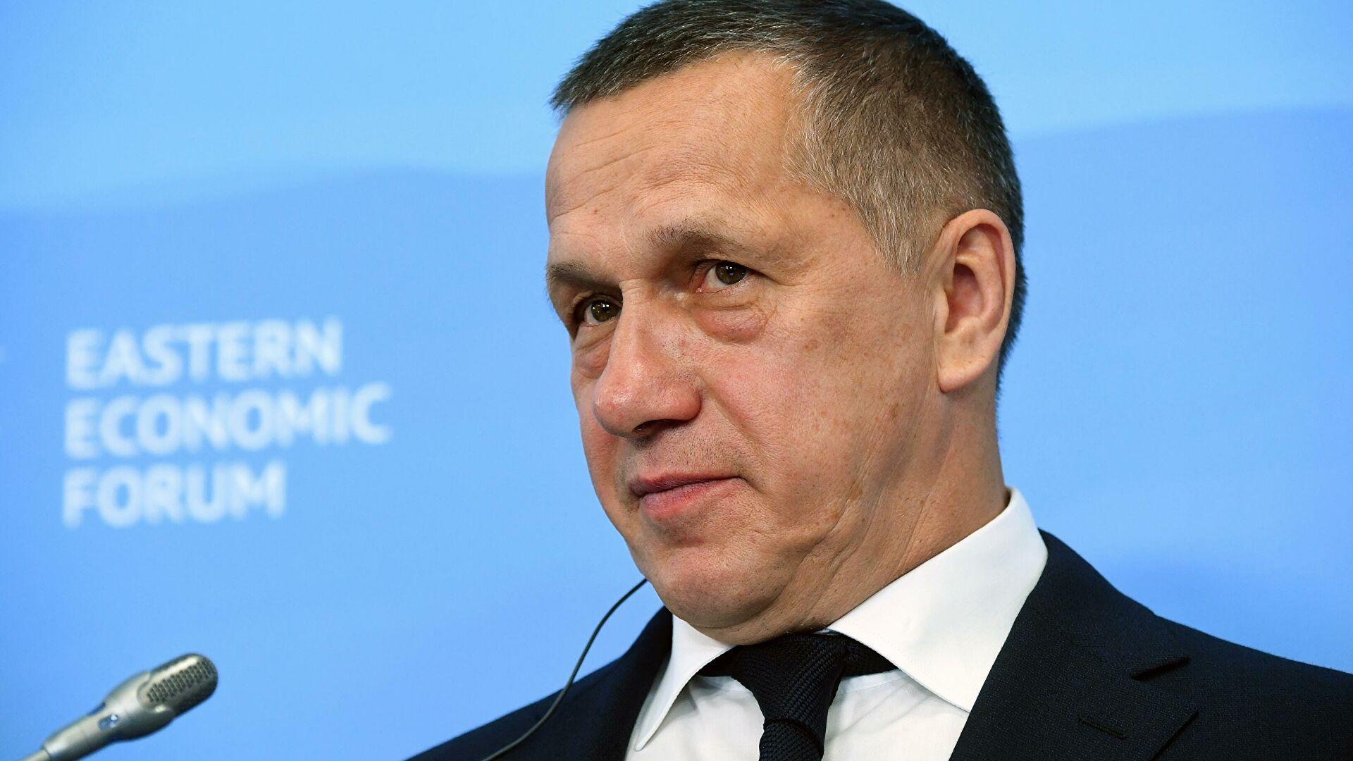 Юрий Трутнев: Дополнительные доходы от преференциальных зон ДФО составили 43 млрд рублей
