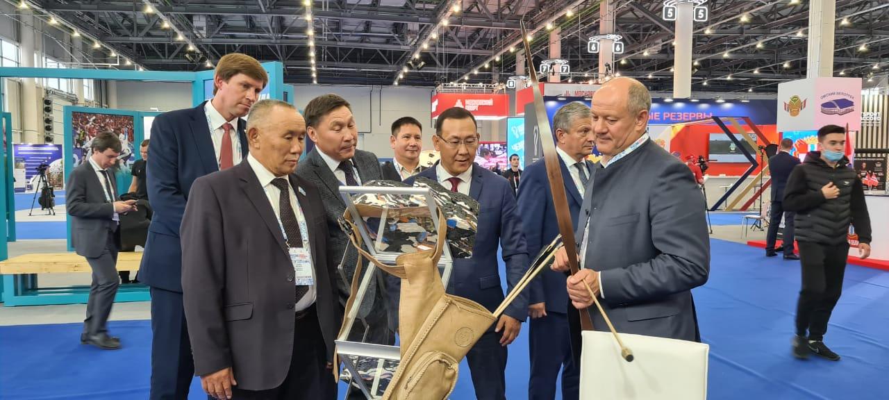 Михаил Гуляев принял участие в IX Международном форуме «Россия – спортивная держава»