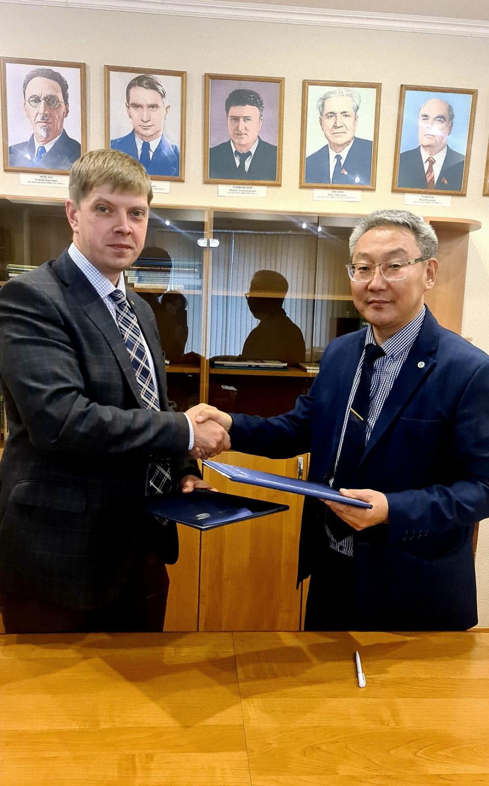 АГАТУ будет сотрудничать с Центром агробиотехнологий РАН