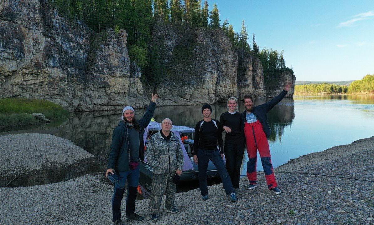 В Якутске встретились с экипажем экспедиции «Байкал-Аляска: путь сибирских купцов»