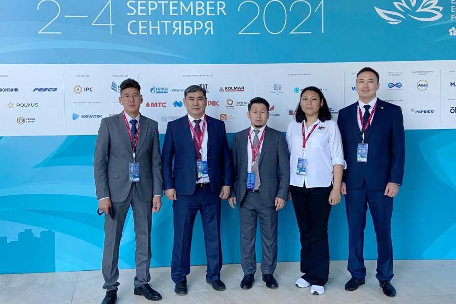 СВФУ участвует в Восточном экономическом форуме-2021
