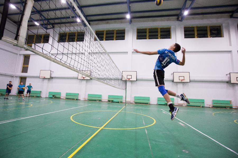 Центр физвоспитания и развития студенческого спорта открылся в СВФУ