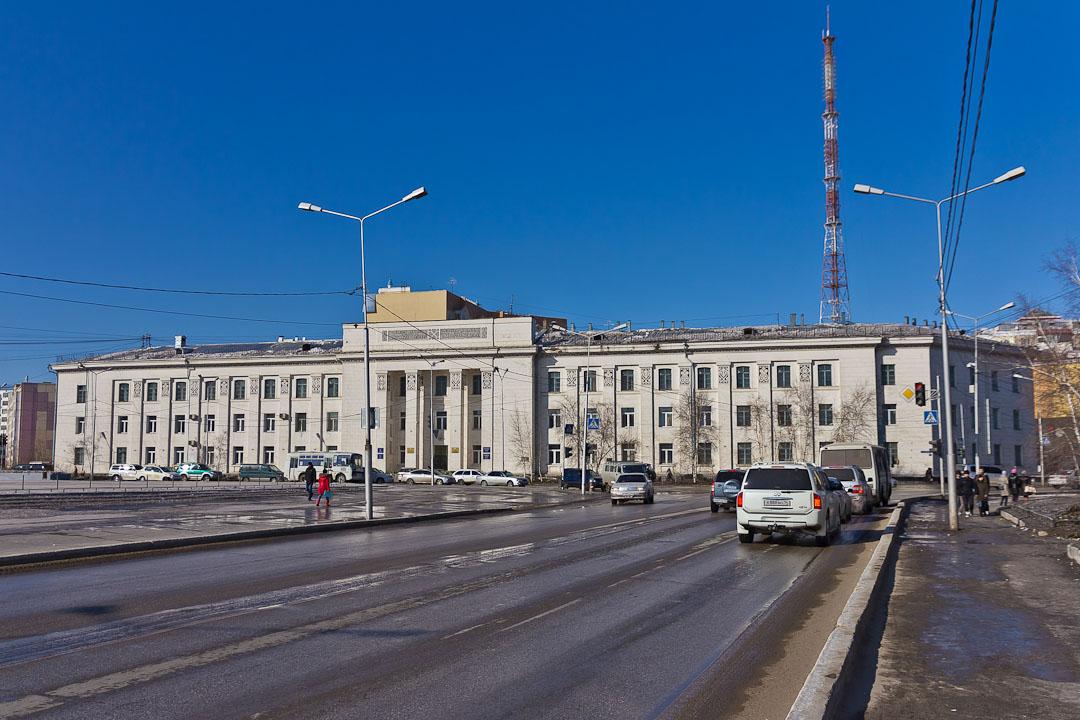 Дорожные работы на проспекте Ленина начнутся в сентябре