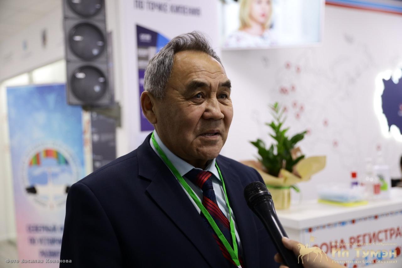 Сергей Харючи: Ил Тумэн формирует уникальную правовую базу для сохранения особо уязвимой арктической территории