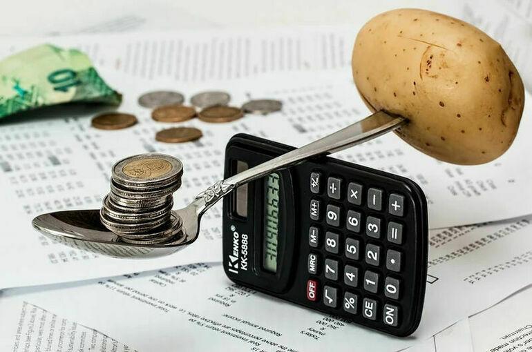Минэкономразвития вновь ухудшило прогноз по инфляции по итогам года