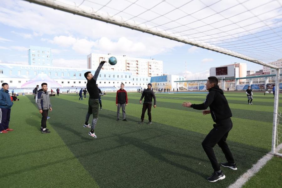 СВФУ присоединяется ко Всероссийскому проекту «Мой спорт»