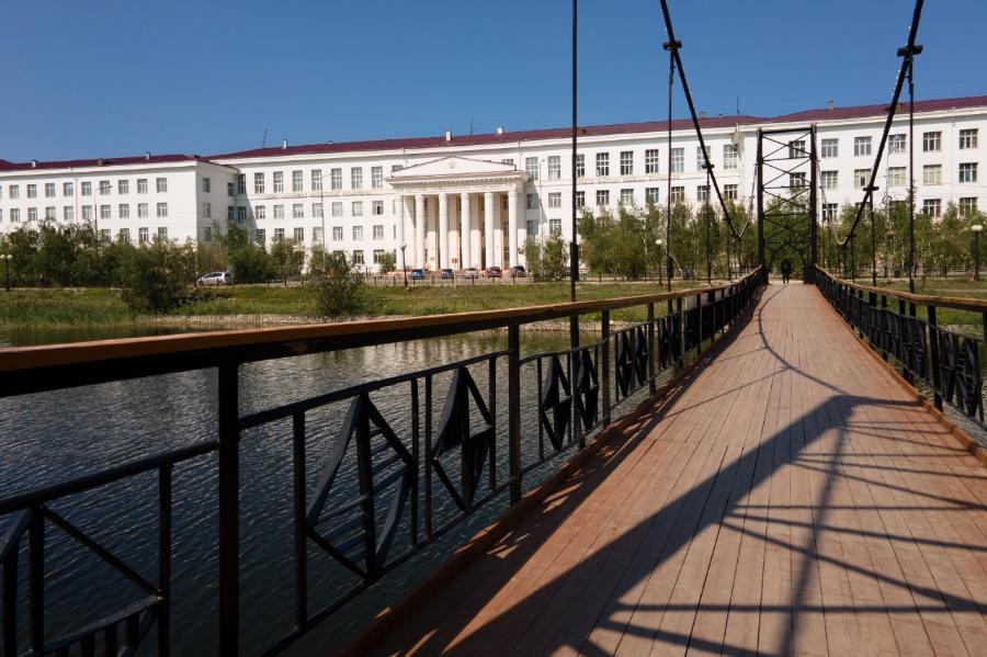 СВФУ вошел в топ-25 мирового рейтинга THE WUR среди российских вузов
