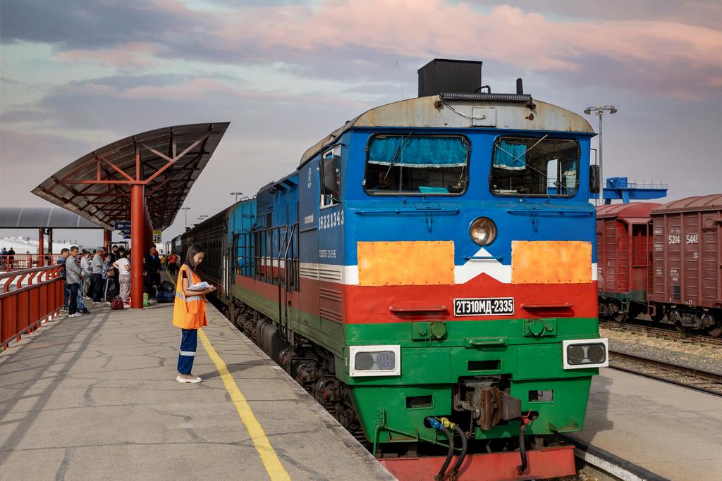 В связи с высоким спросом с октября беспересадочные вагоны до Владивостока и Благовещенска будут курсировать через день