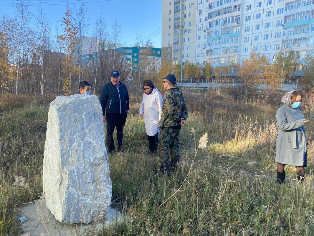 В Центральном округе Якутска проверили соблюдение Правил благоустройства