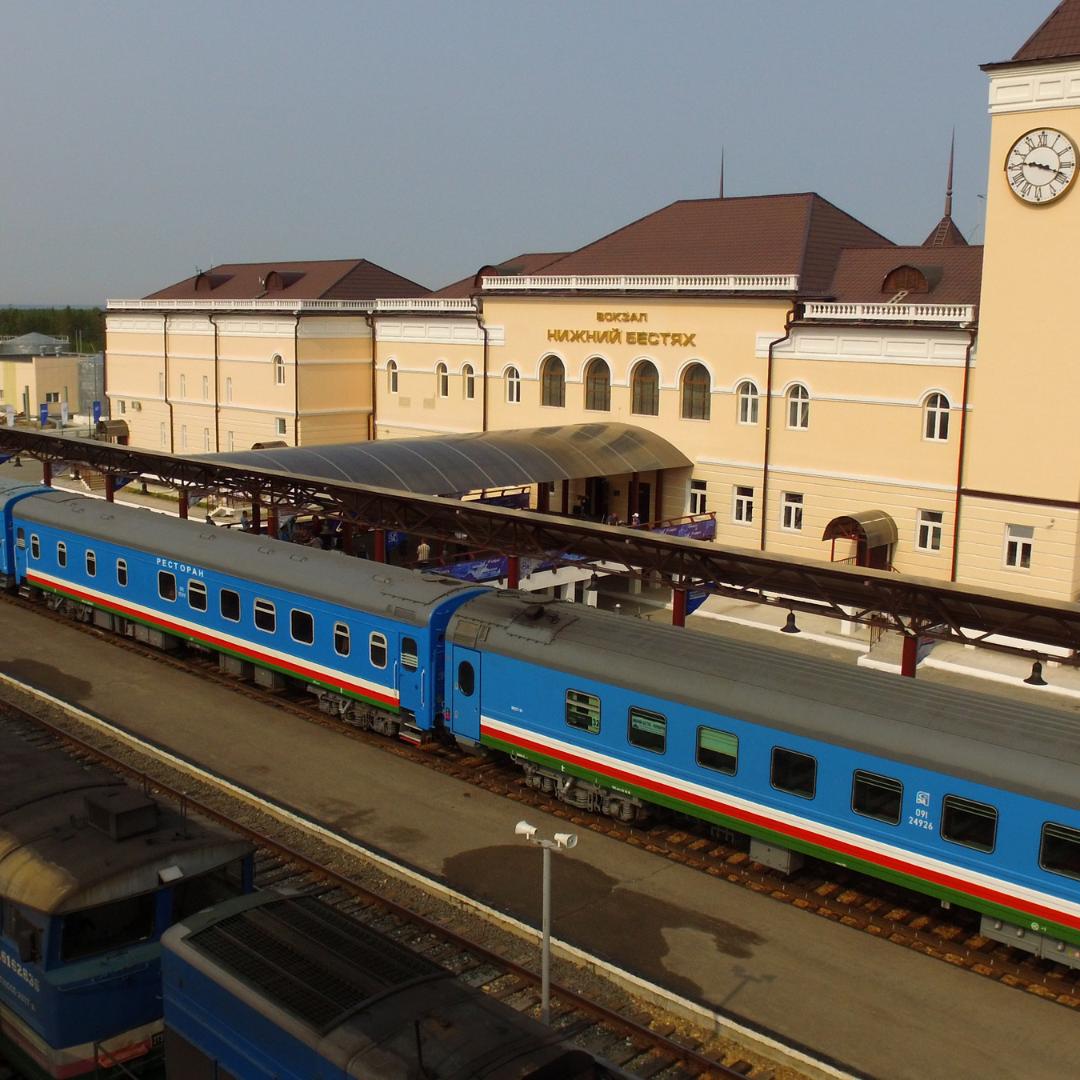 ЖДЯ: Перевозки пассажиров в августе выросли в 2,2 раза